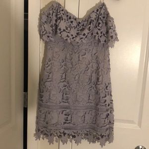 Lilac Lacey dress